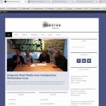 Website Tekstbureau Pensive vernieuwd
