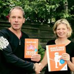 Pensive redigeert Jeugdboekje Oranje Kruis